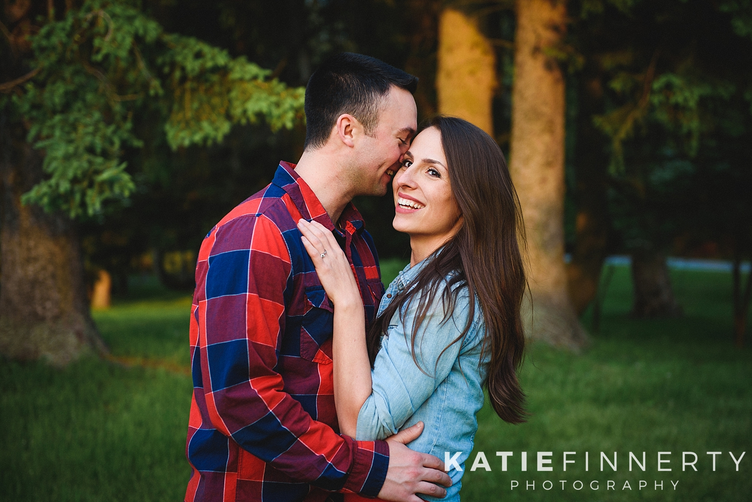 Rochester Nature Engagement Session