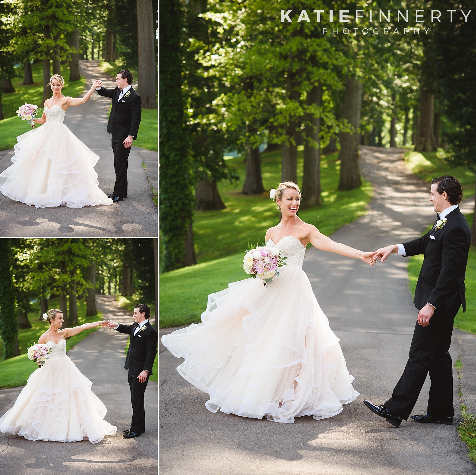 Irondequoit Country Club Rochester Wedding