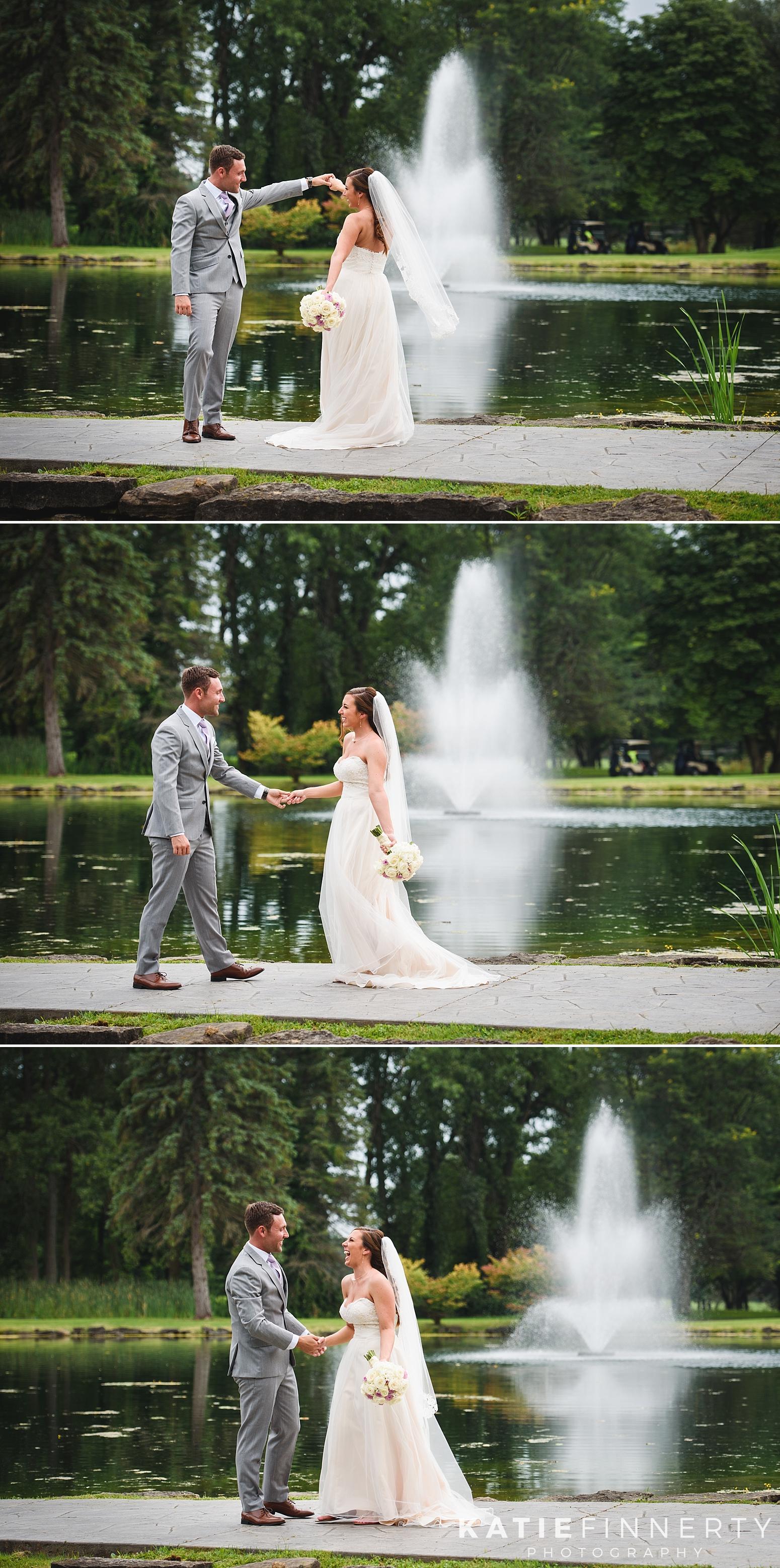 Shadow Lake Rochester Wedding Photography