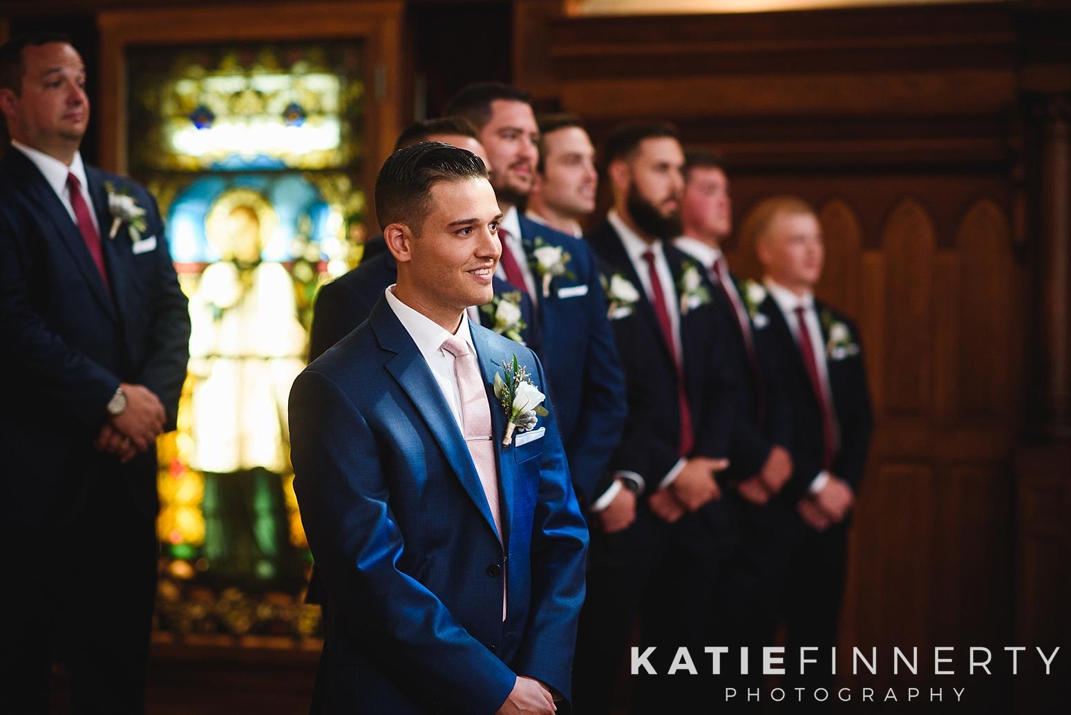 Chapel Hill Rochester Wedding Photography