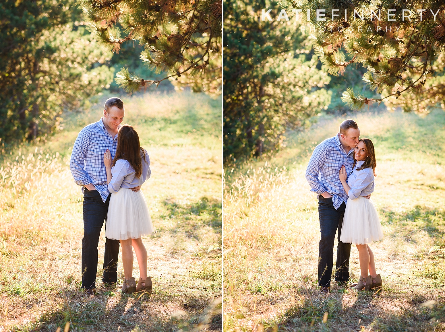 Indian Ladder Farms Barn Engagement Session