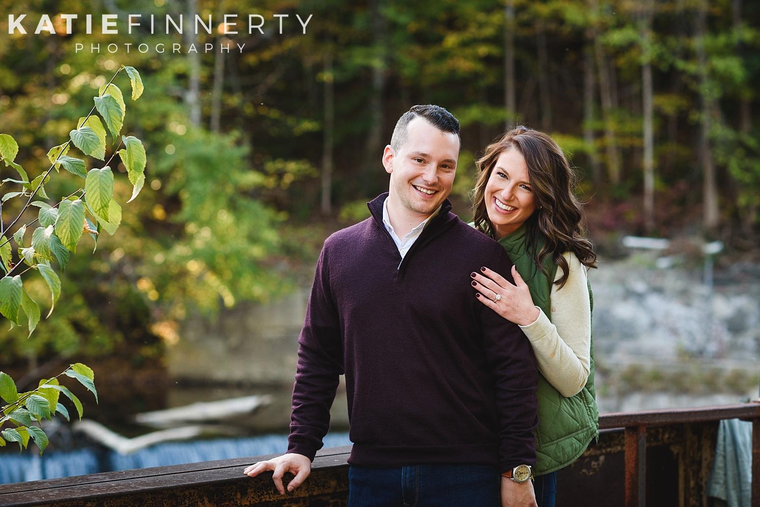 Browns Wallmoosac Brewery Engagement Photography