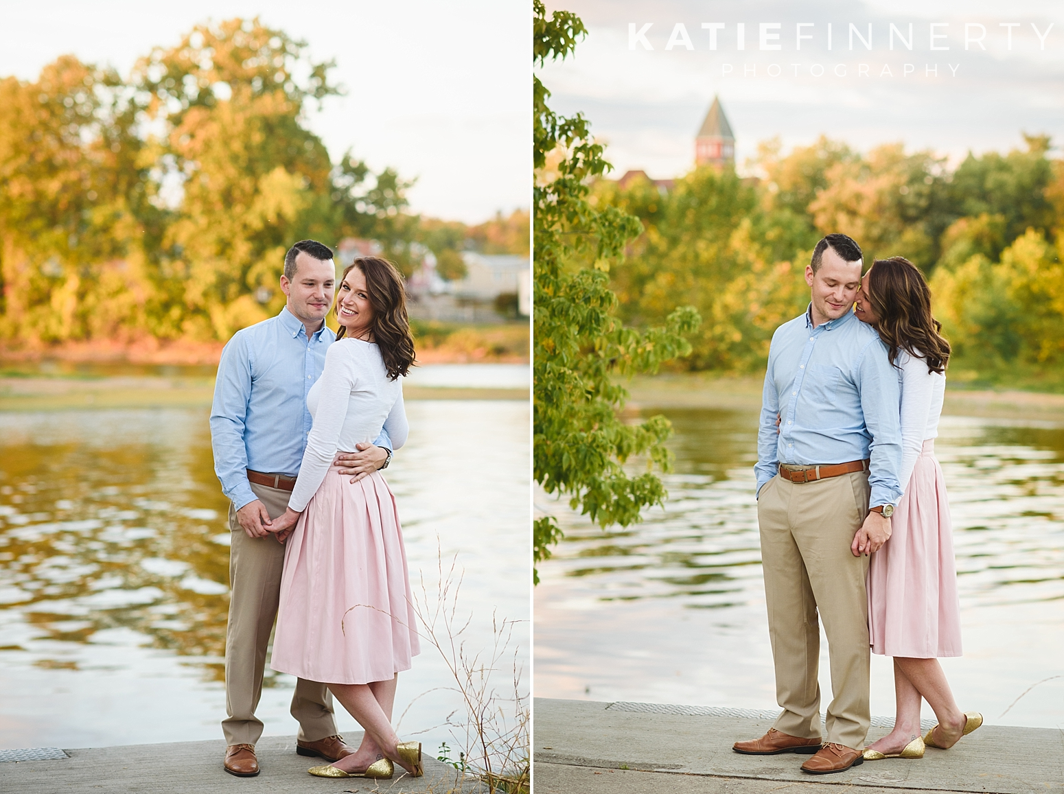 Peebles Island State Park Troy Engagement Photography