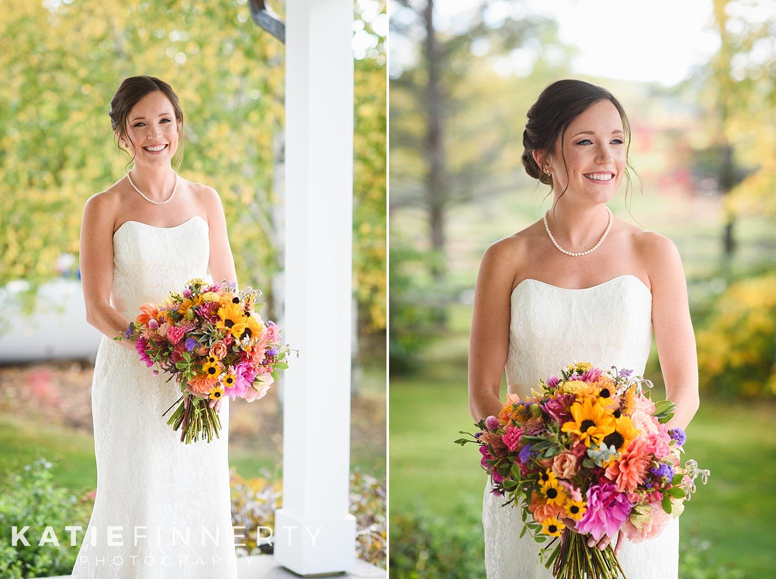 Silver Queen Farm Finger Lakes Wedding Photography
