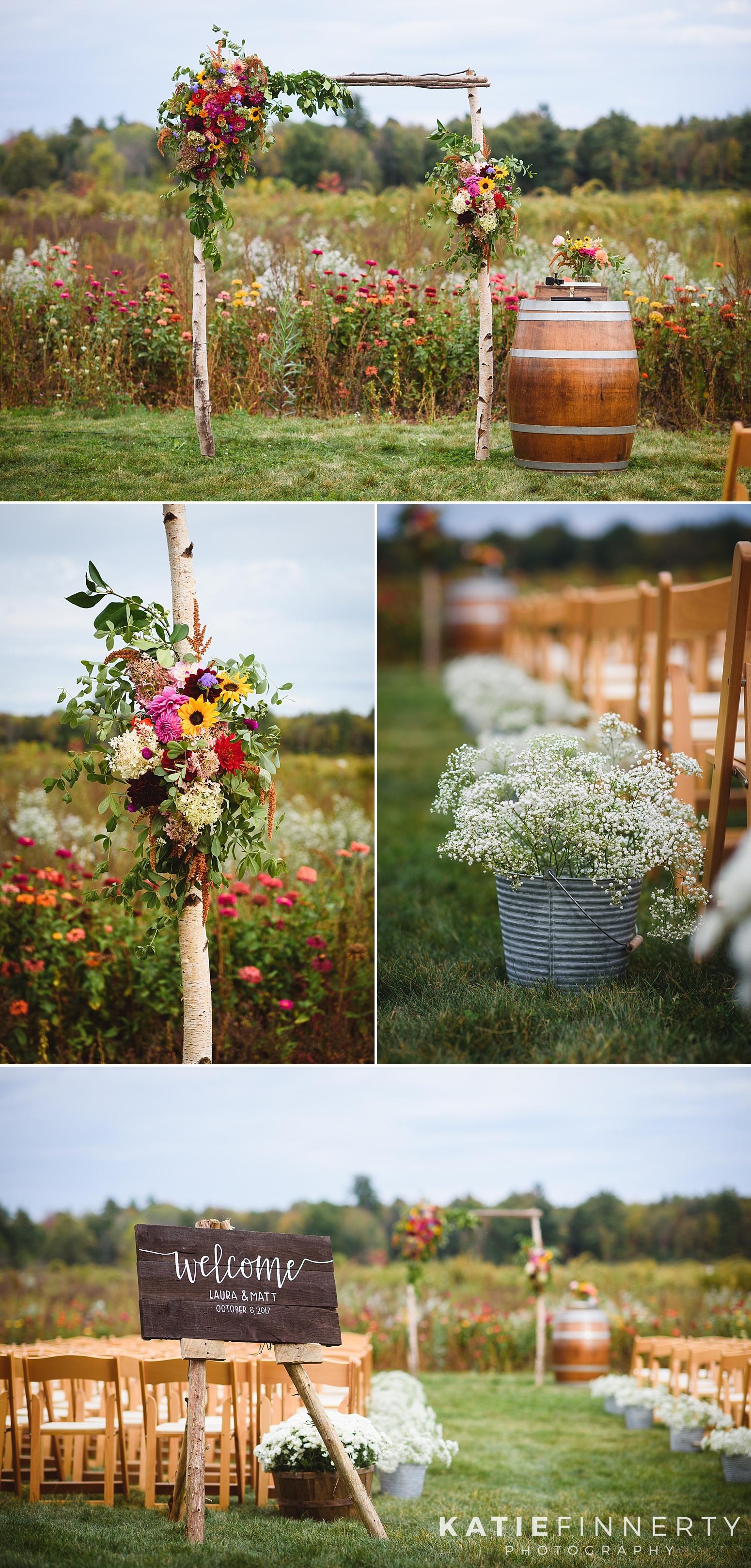 Silver Queen Farms Finger Lakes Wedding Photography