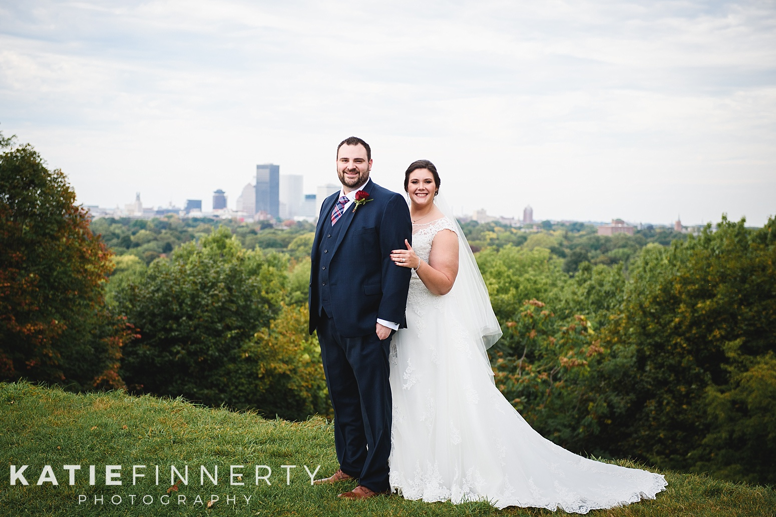 Cobbs Hill Rochester Wedding Photography
