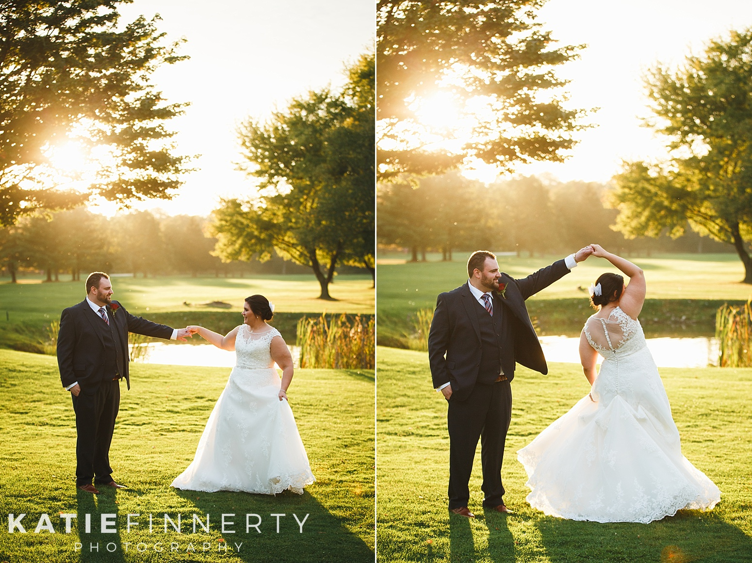 Deerfield Country Club Rochester Wedding Photography