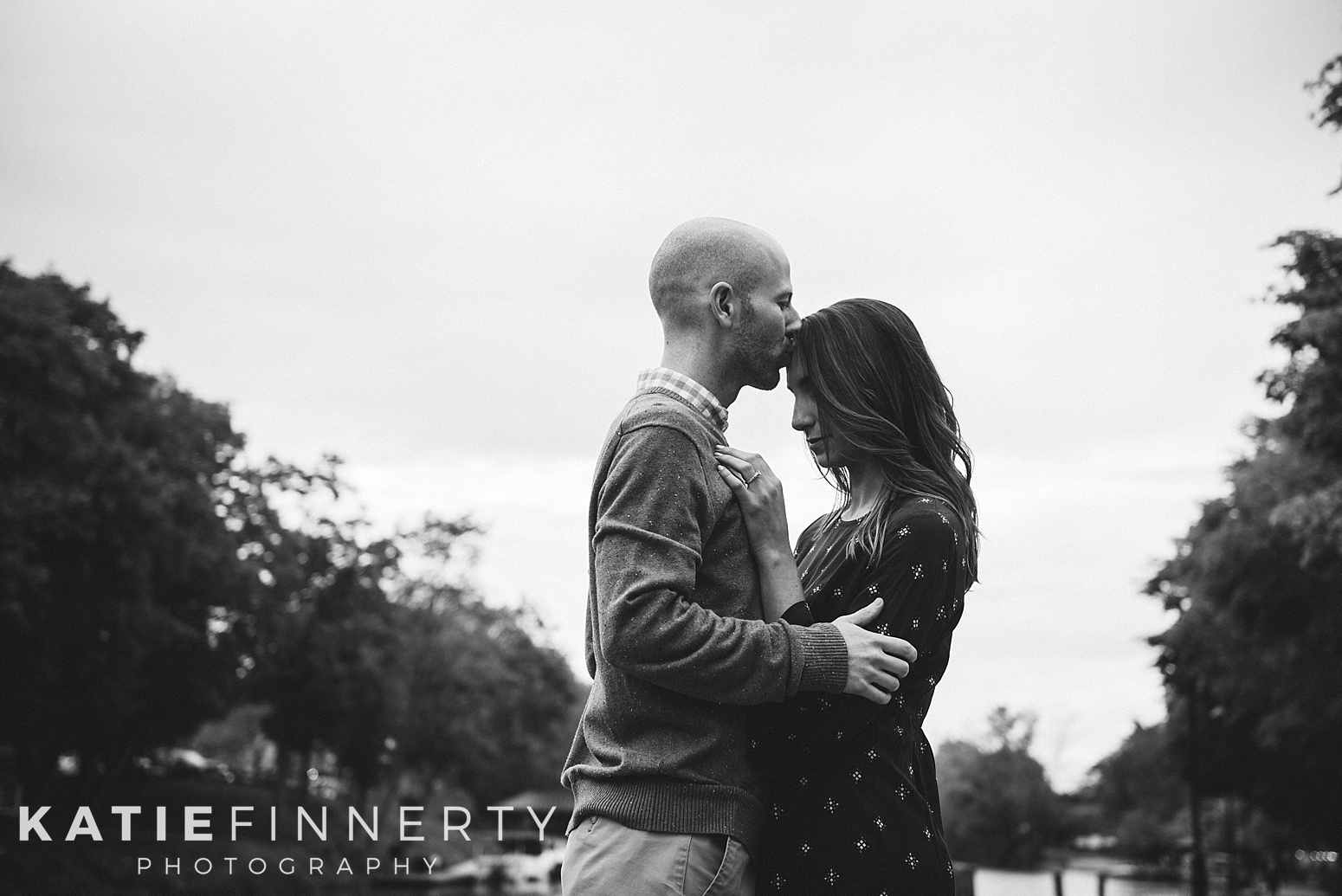 Schoen Place Erie Canal Rochester Engagement Session