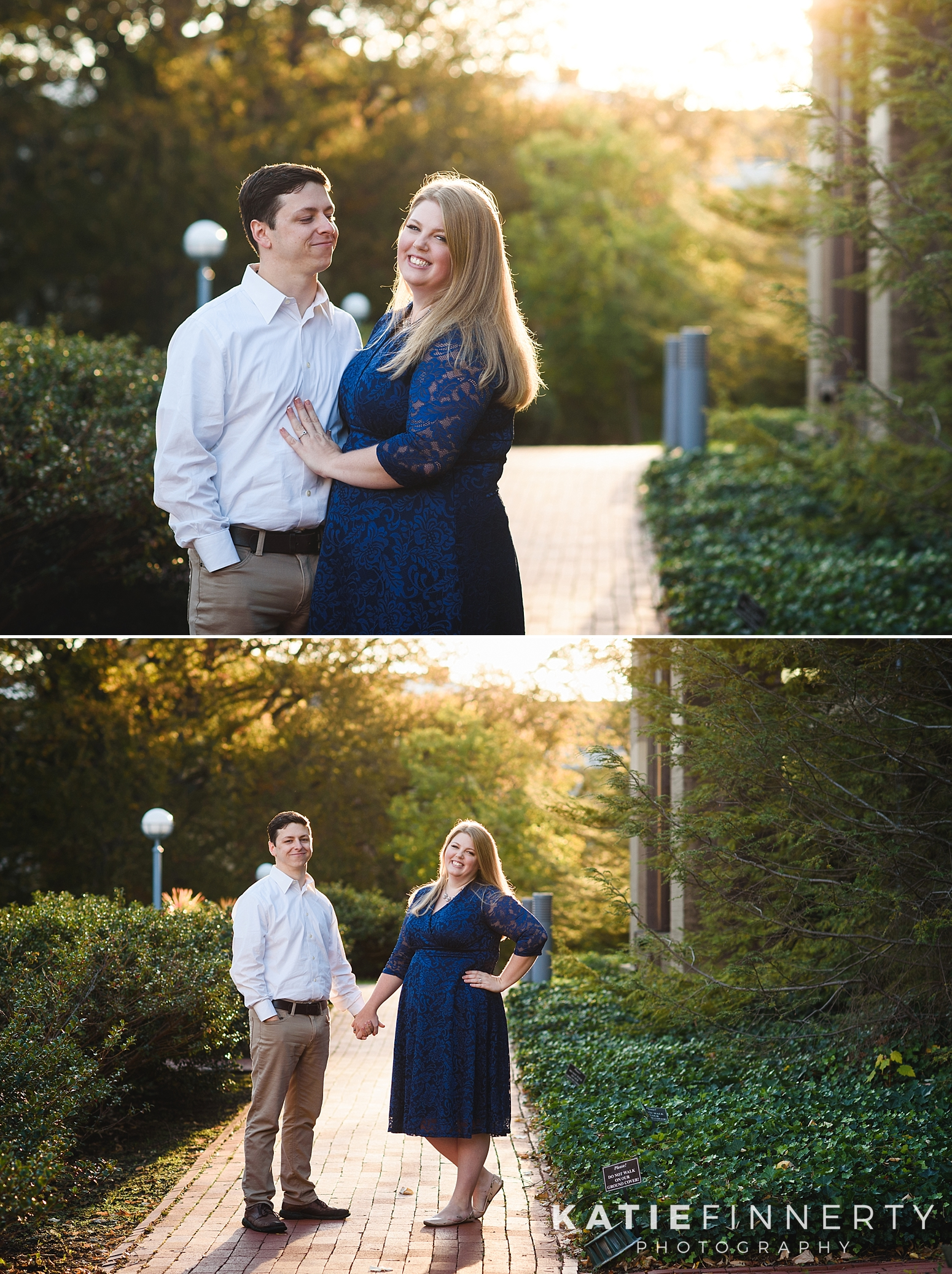 George Eastman House Rochester Engagement Photography