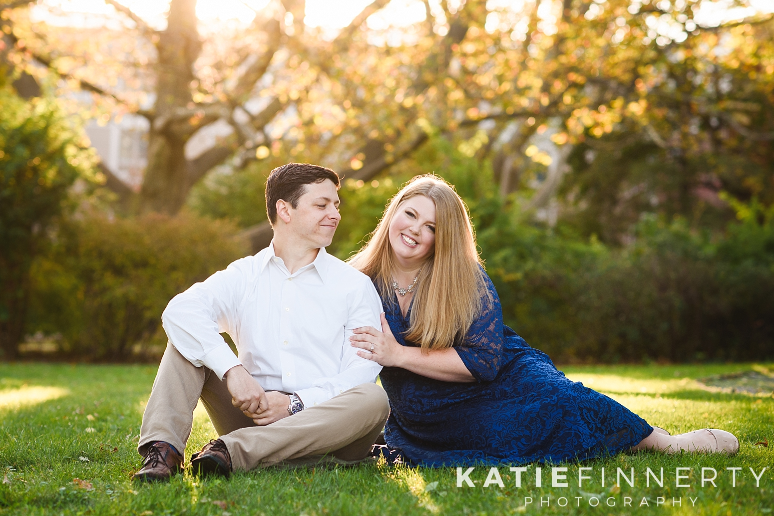 George Eastman Museum Rochester Engagement Photography