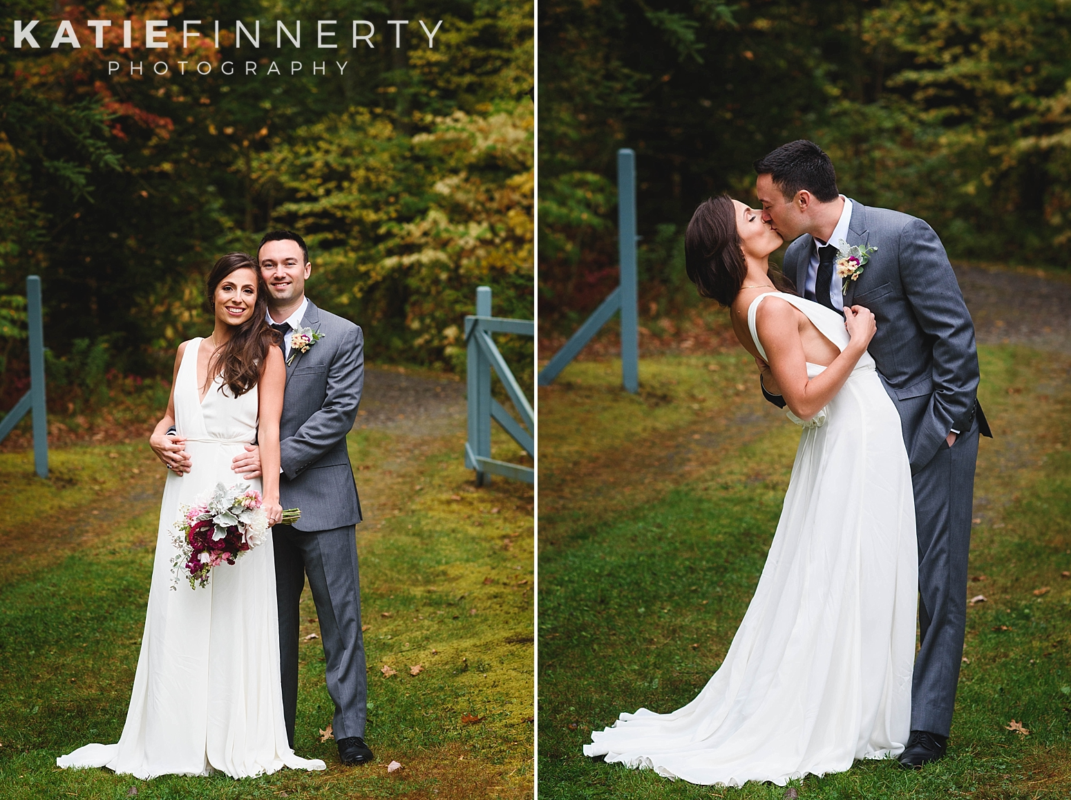 Oneonta Fall Wedding Photography