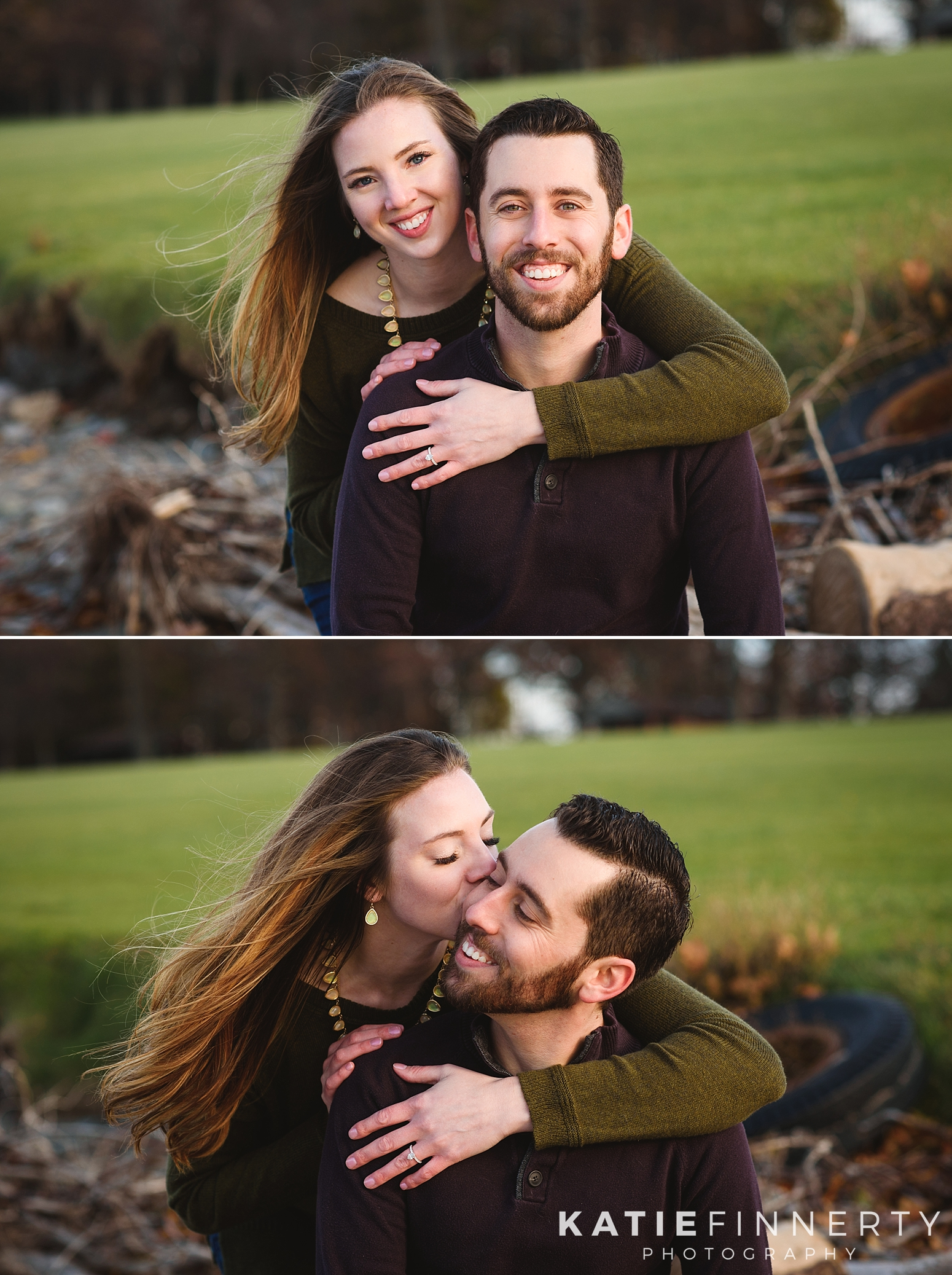 Fort Niagara Youngstown Engagement Session