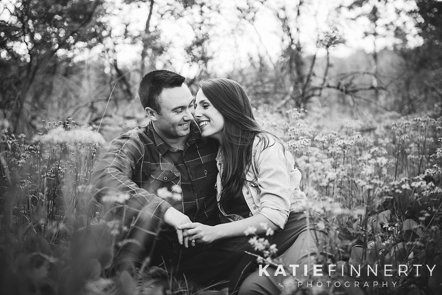 Mendon Ponds Park Rochester Engagement Session Photography