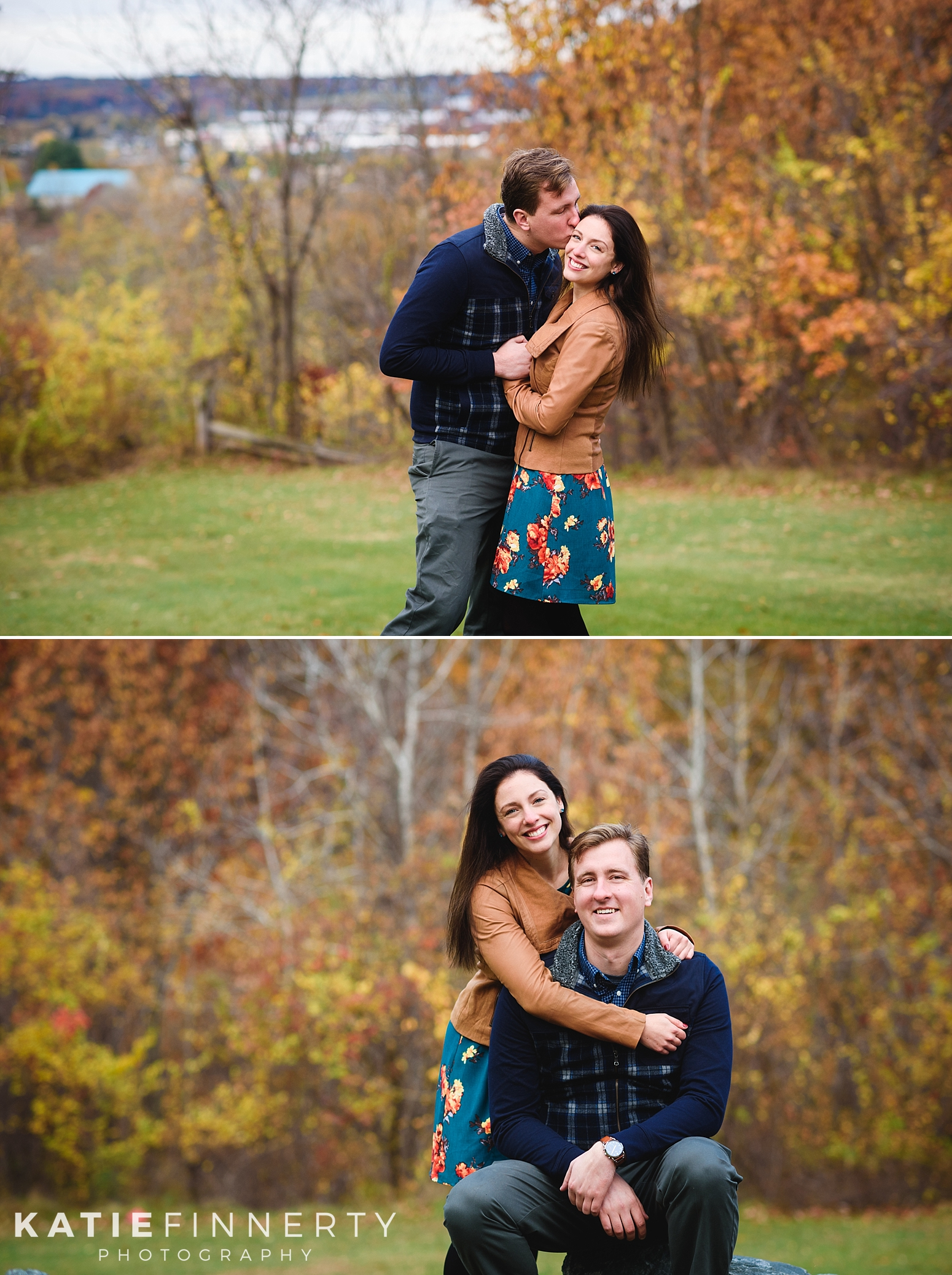 Troy Engagement Session Photography