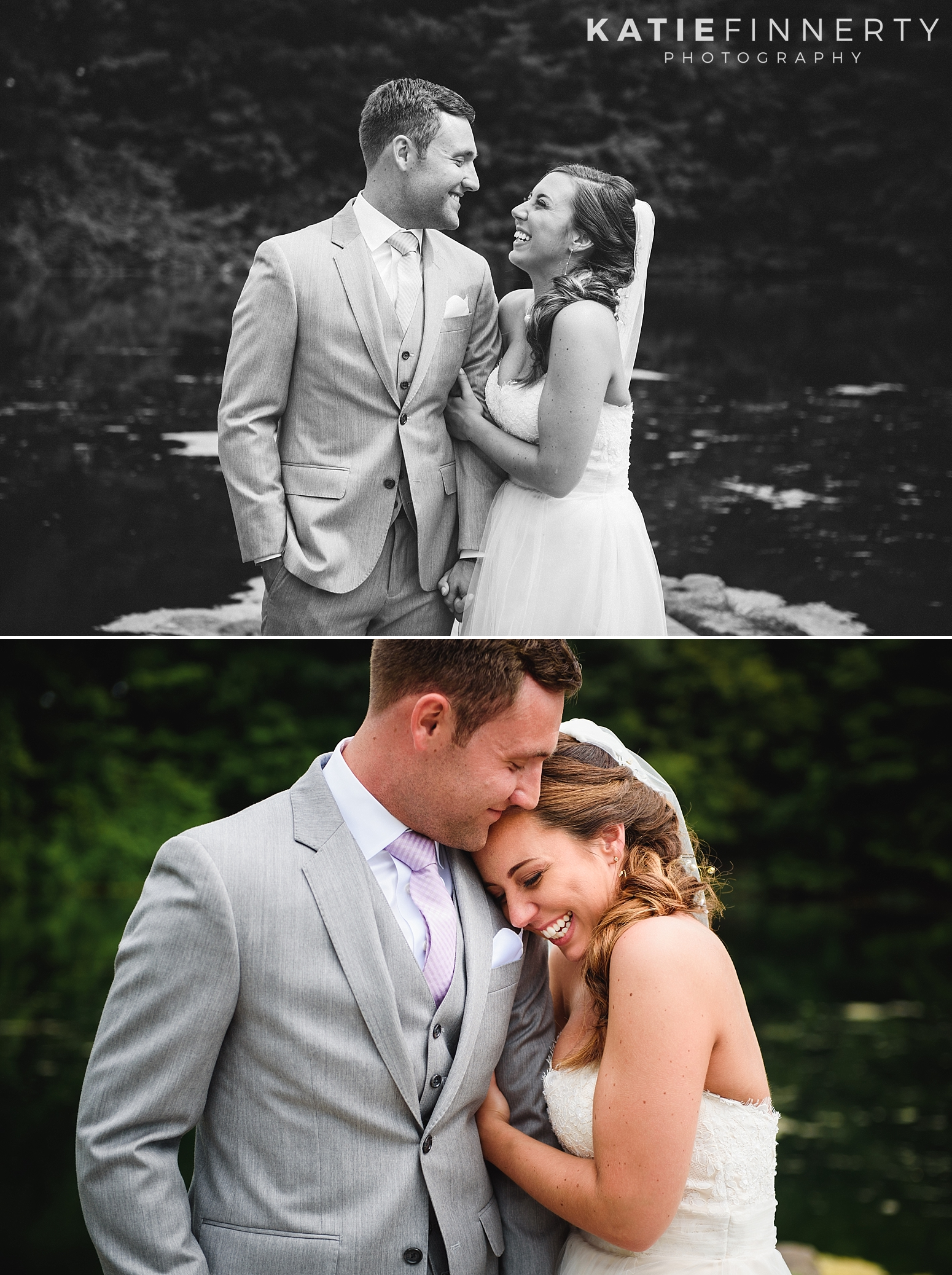 Shadow Lake Rochester Summer Wedding Photography