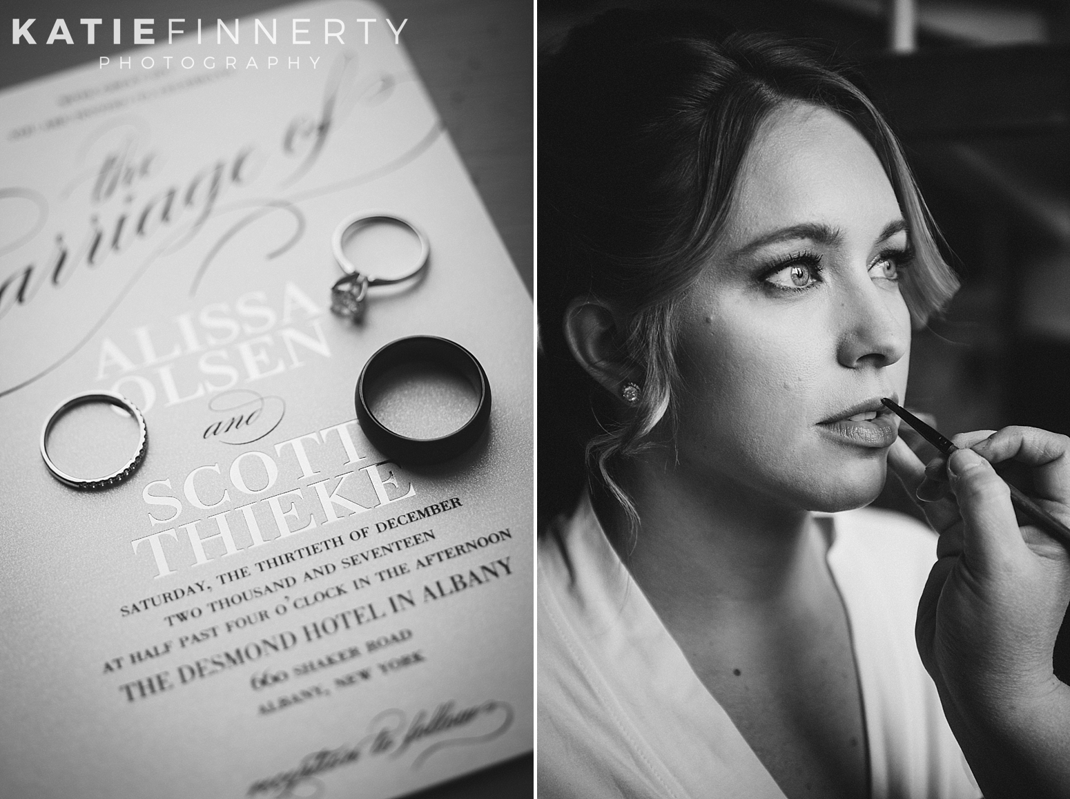 The Desmond Hotel Albany Wedding Photography