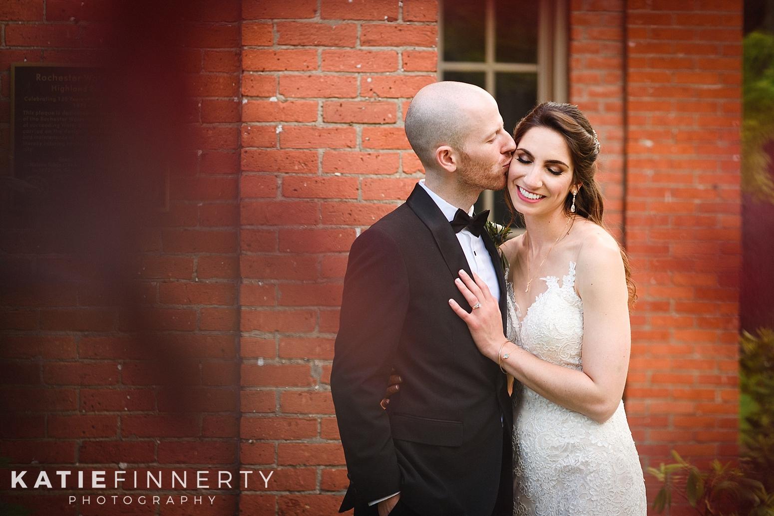 Highland Park Rochester Wedding Photography