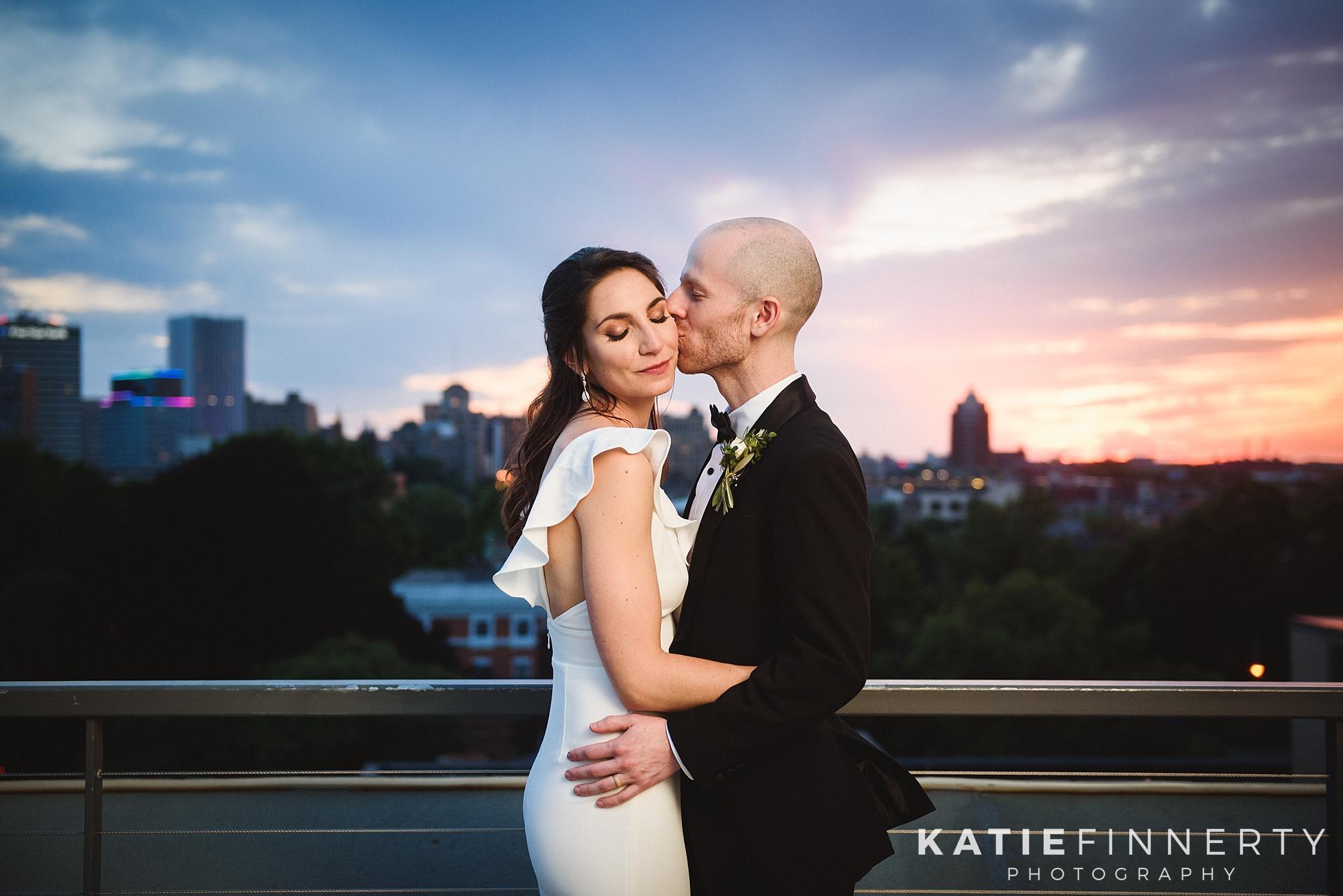 Strathallan Hotel Rochester Wedding Photography