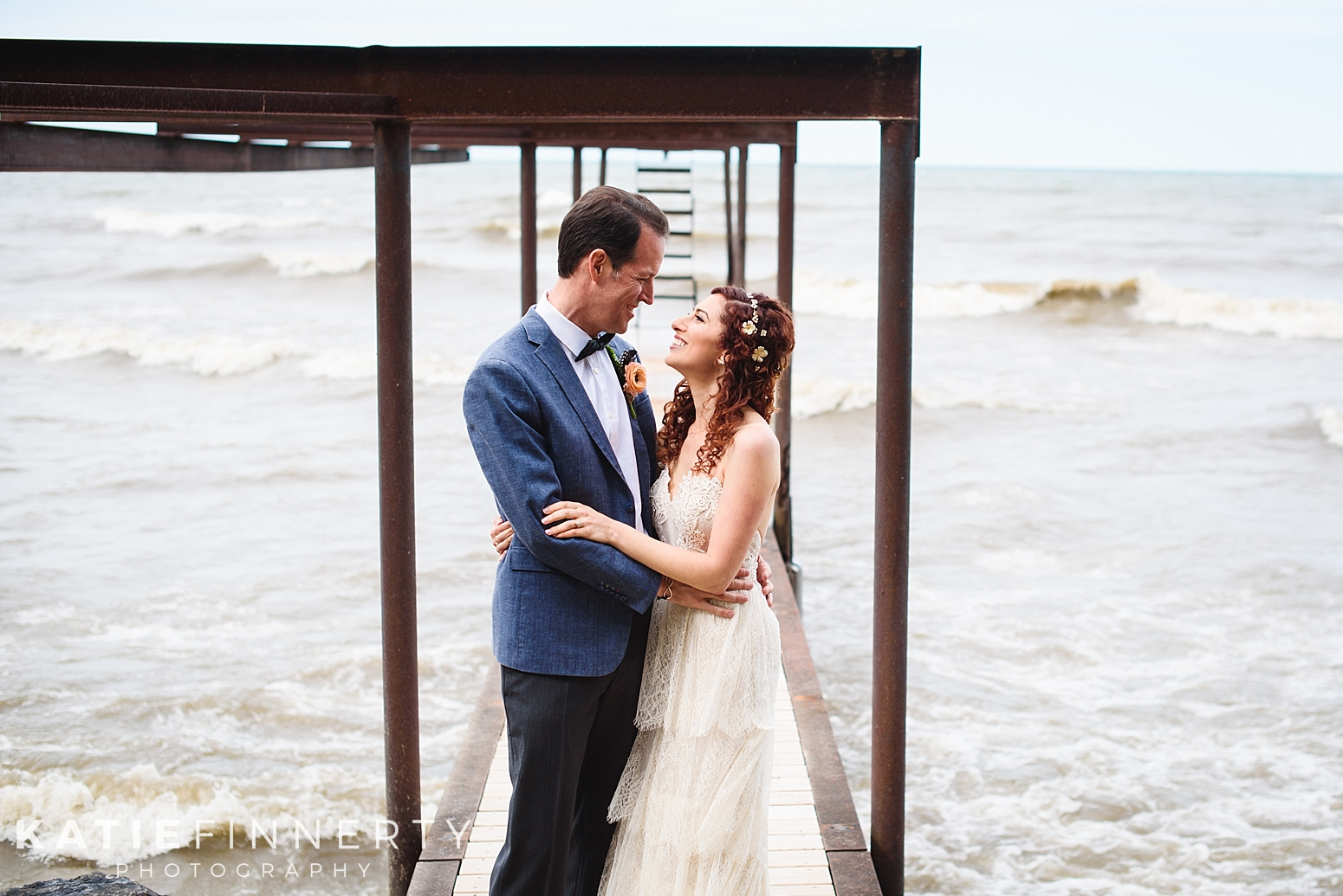 Lake Ontario Rochester Wedding Photography