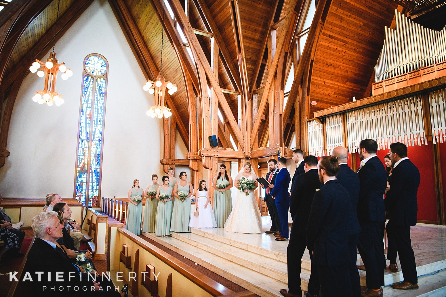 Norton Chapel Keuka Finger Lakes Wedding Photography