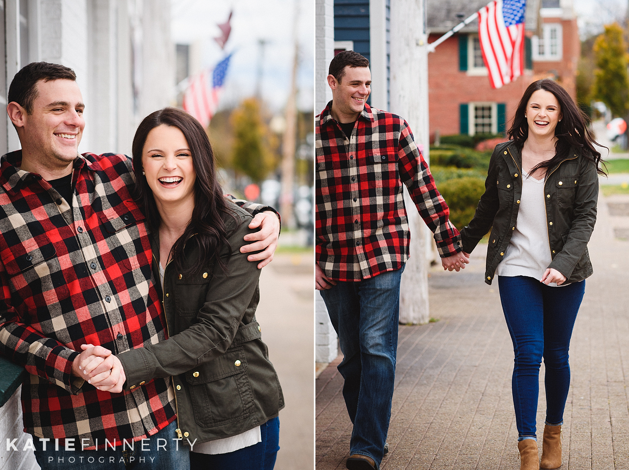 Pittsford Engagement Session Photography