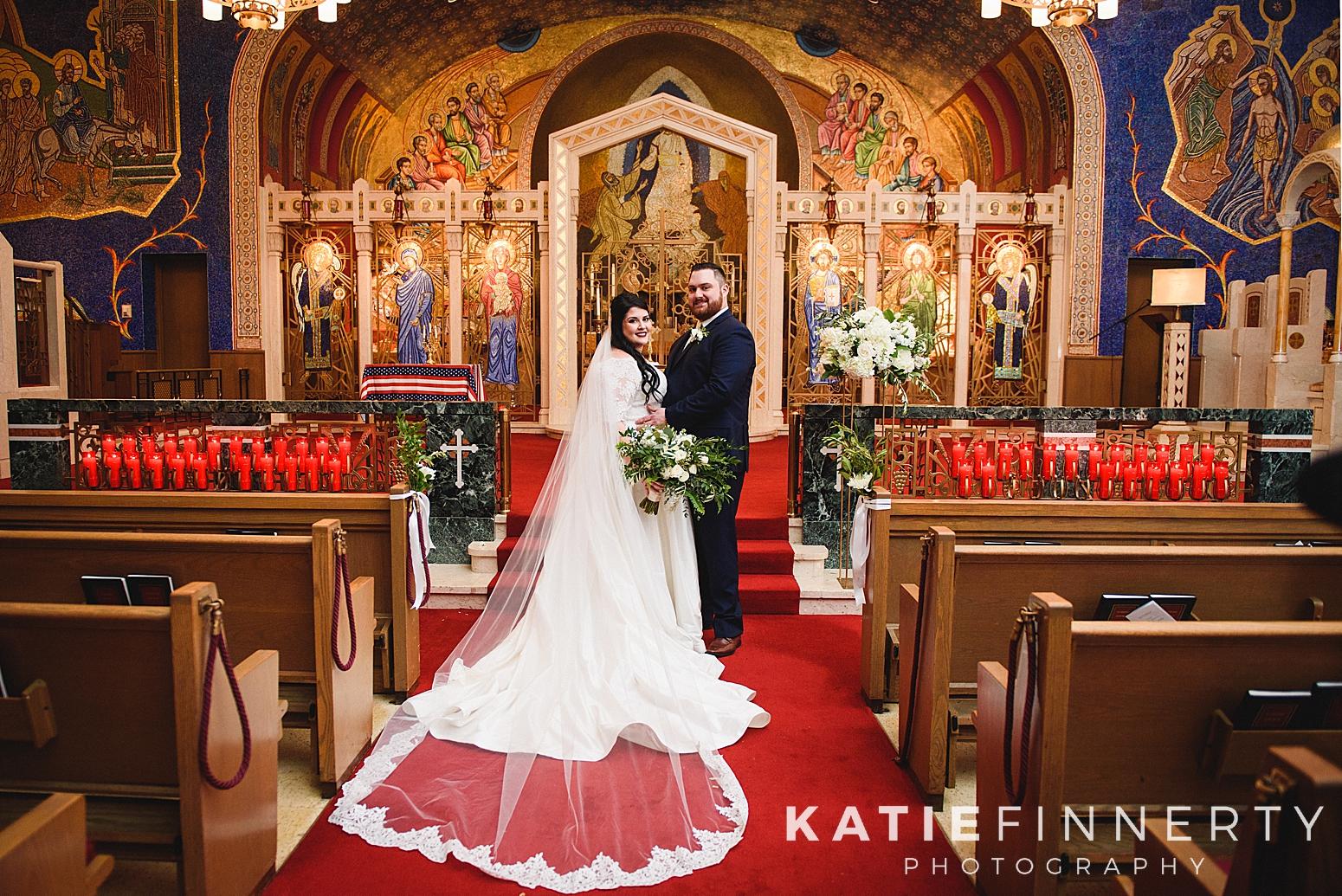 Hyatt Regency Rochester Greek Wedding Photography