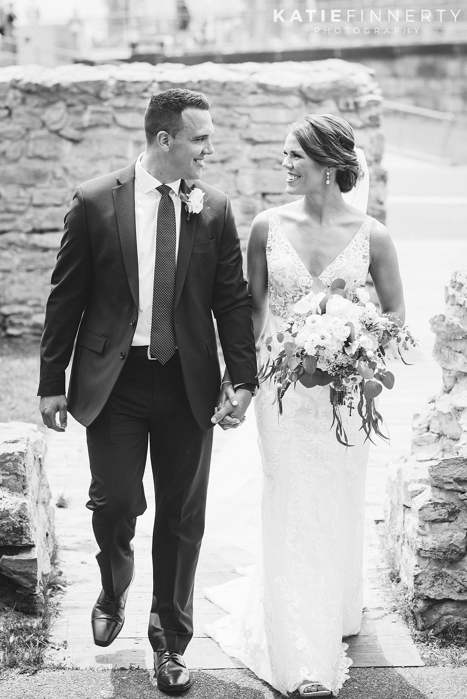 Canalside Buffalo Wedding Photography