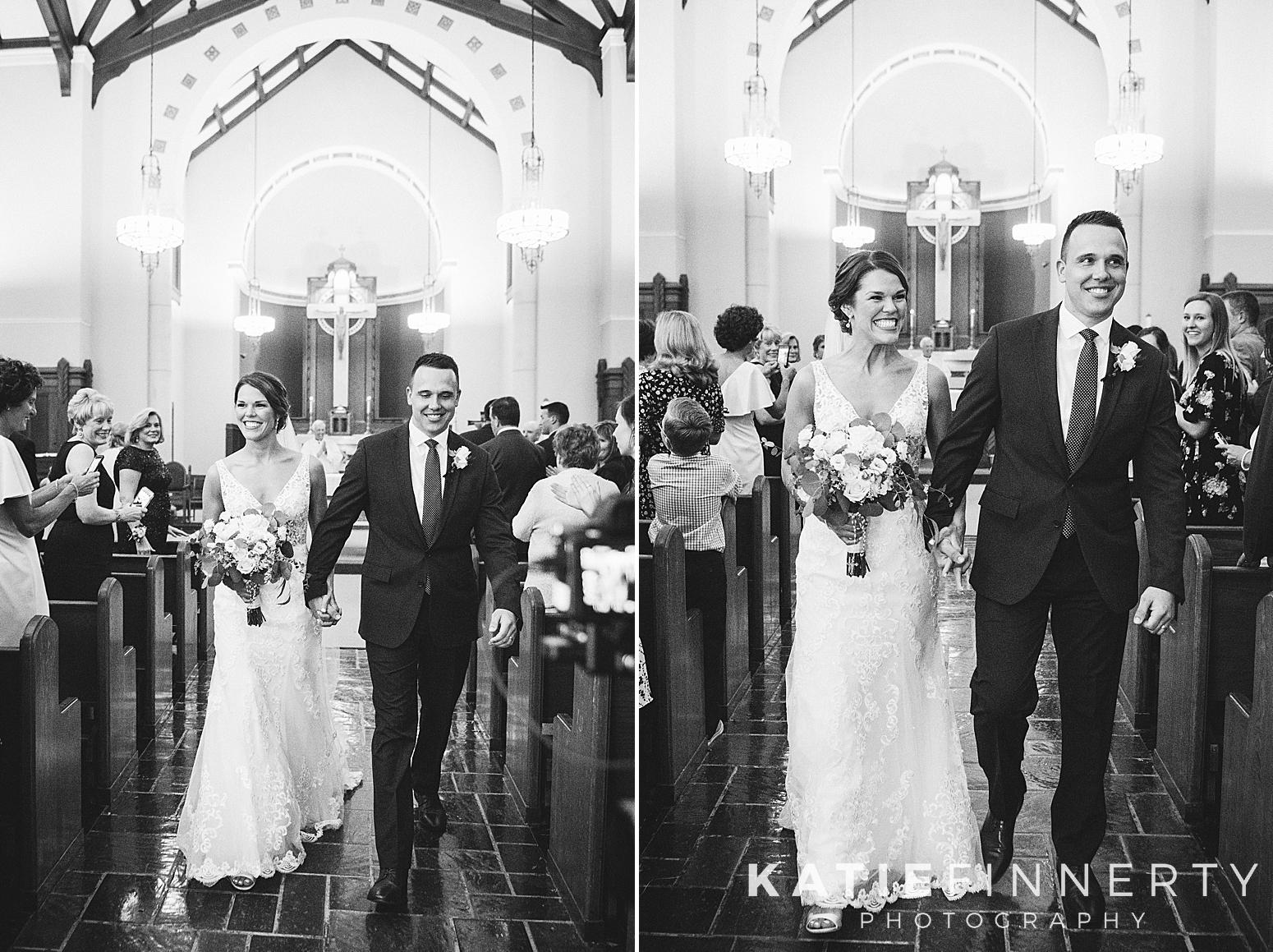 Christ the King Chapel Buffalo Wedding Photography