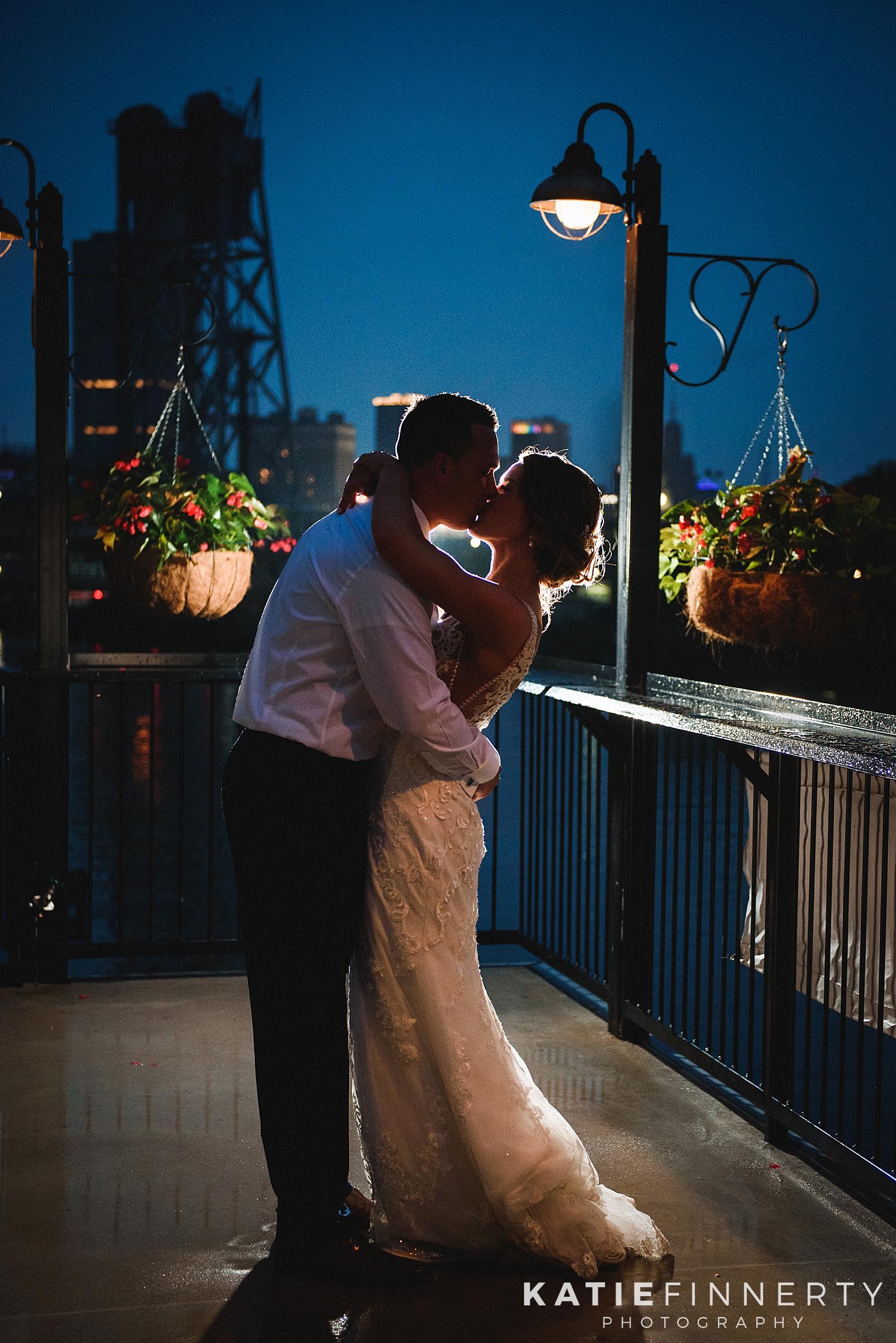 Riverworks Buffalo Wedding Photography