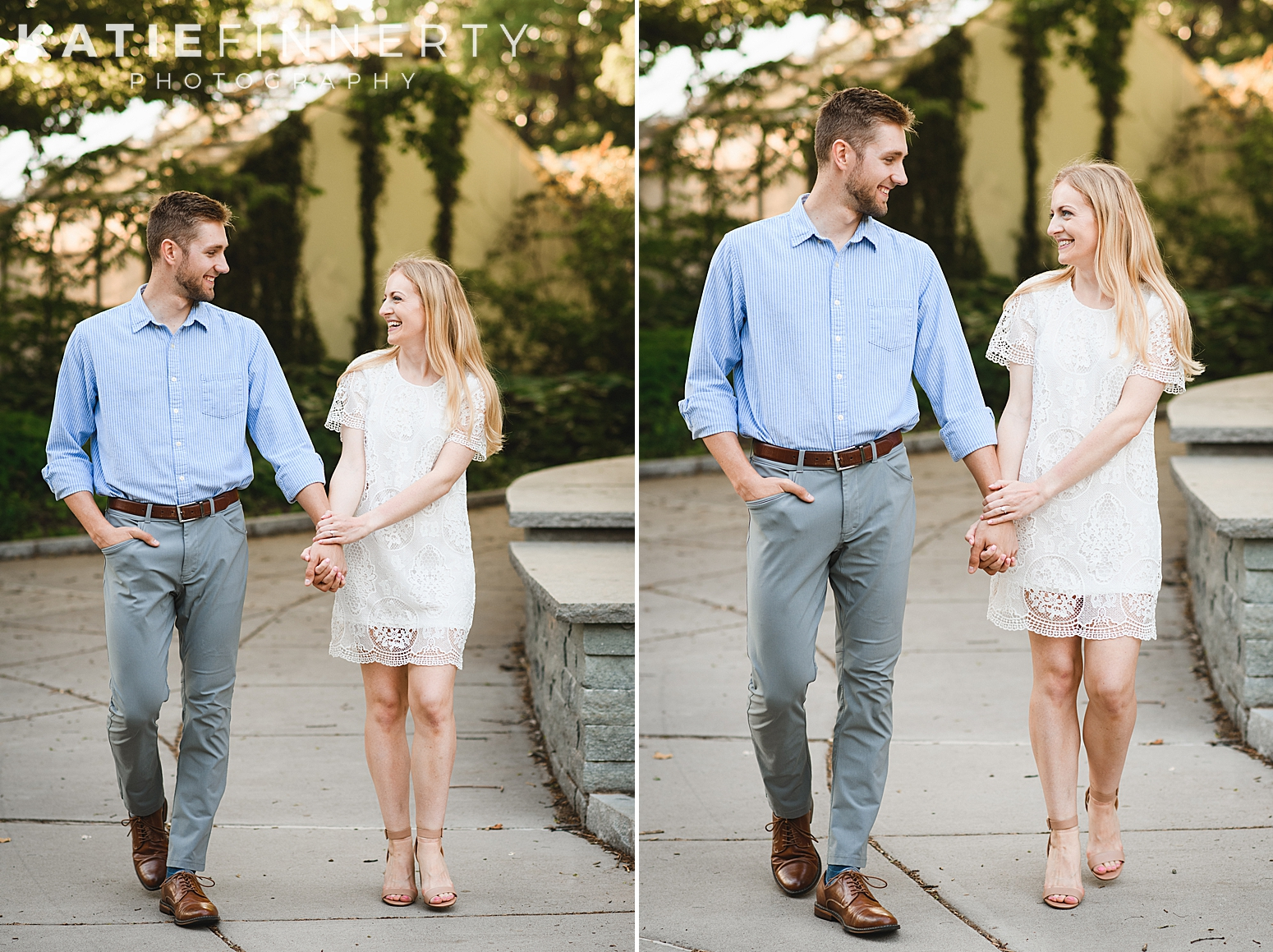 Highland Park Rochester Engagement Session Photography