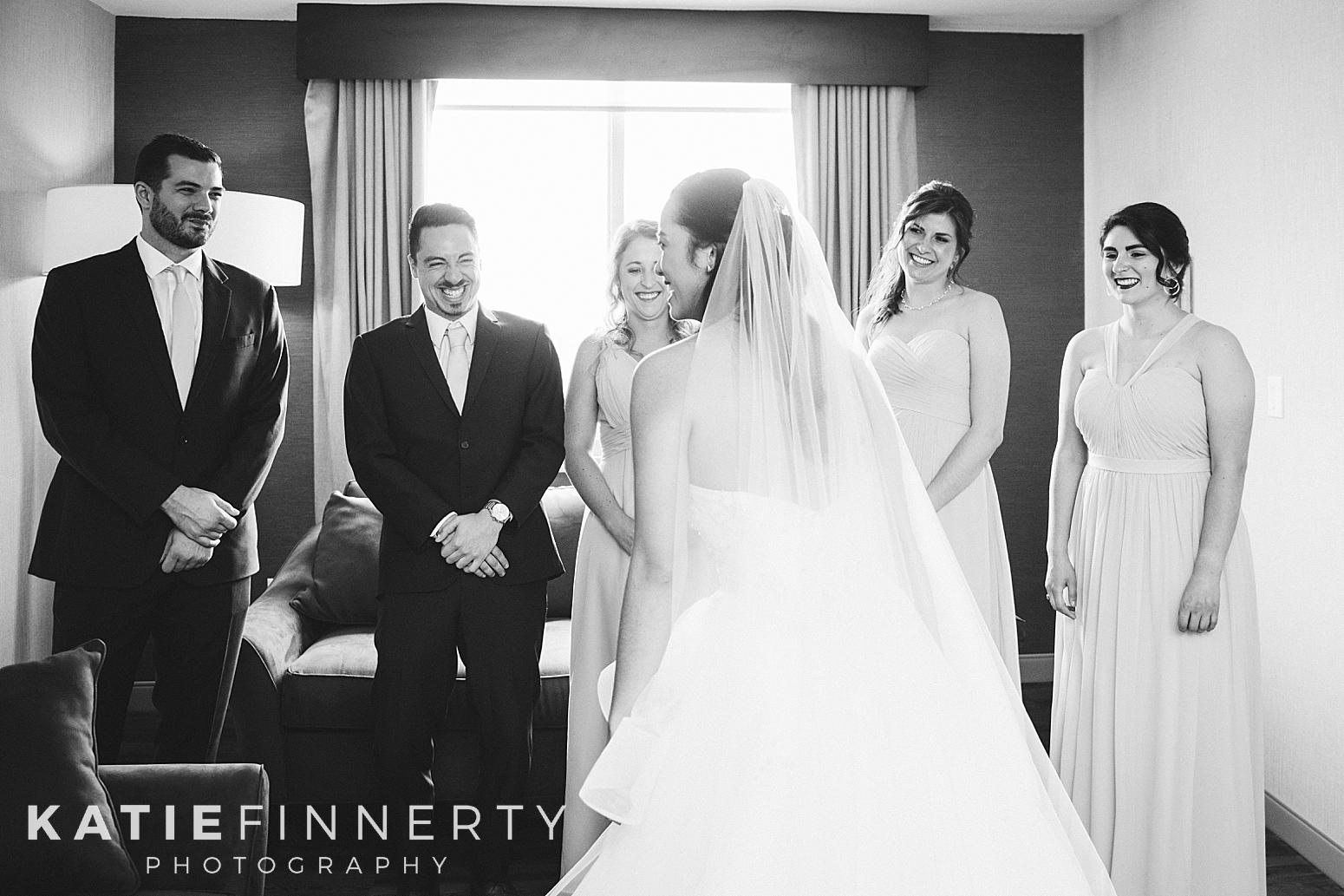 Hyatt Regency Downtown Rochester Wedding Photography