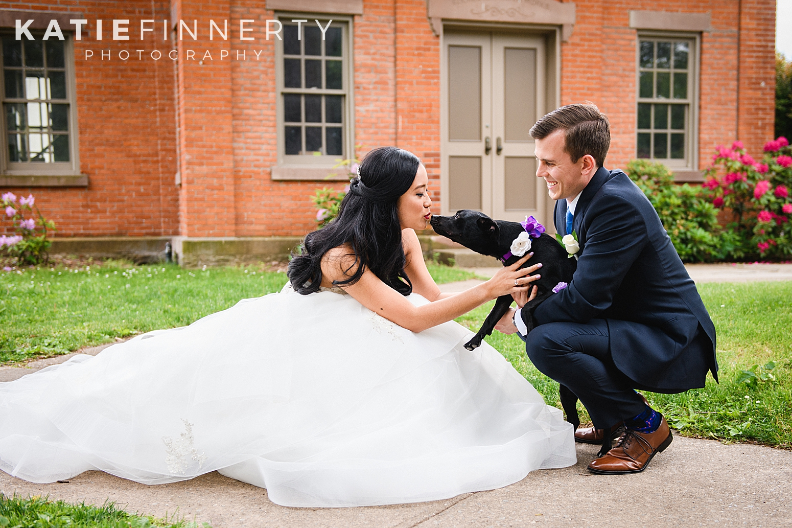 Highland Park First Look Rochester Wedding Photography