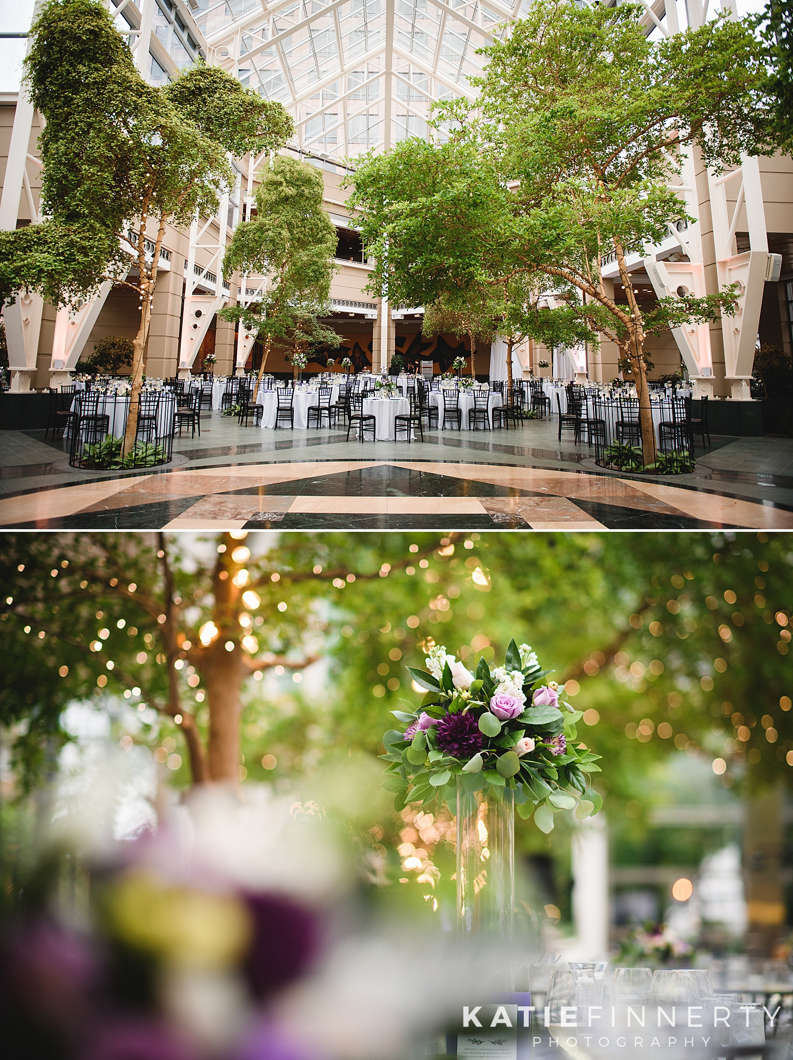 Wintergarden by Monroe's Downtown Rochester Wedding Photography