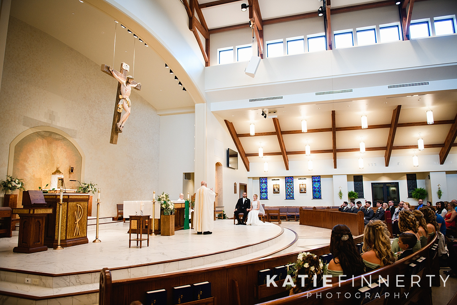 St. Pius X Rochester Wedding Photography