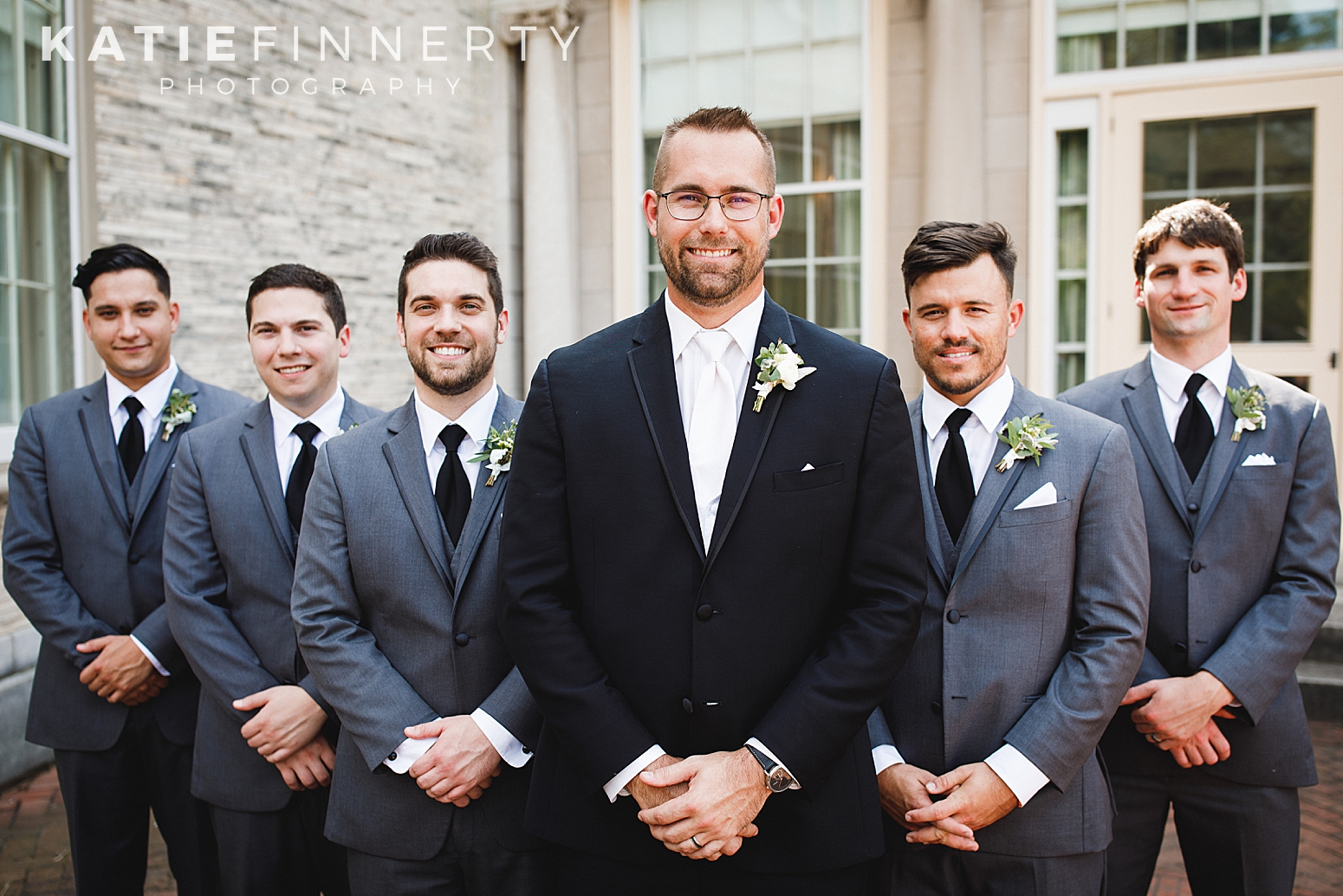 George Eastman House Garden Downtown Rochester Wedding Photography