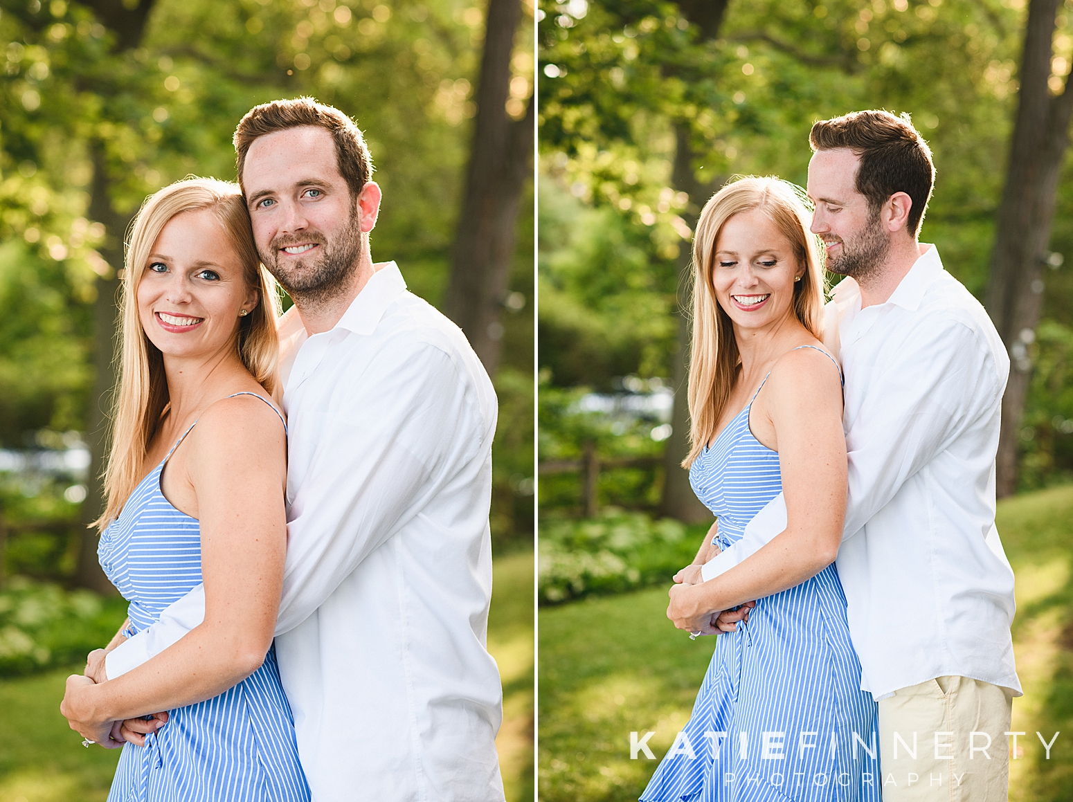 Canandaigua Lake Engagement Session