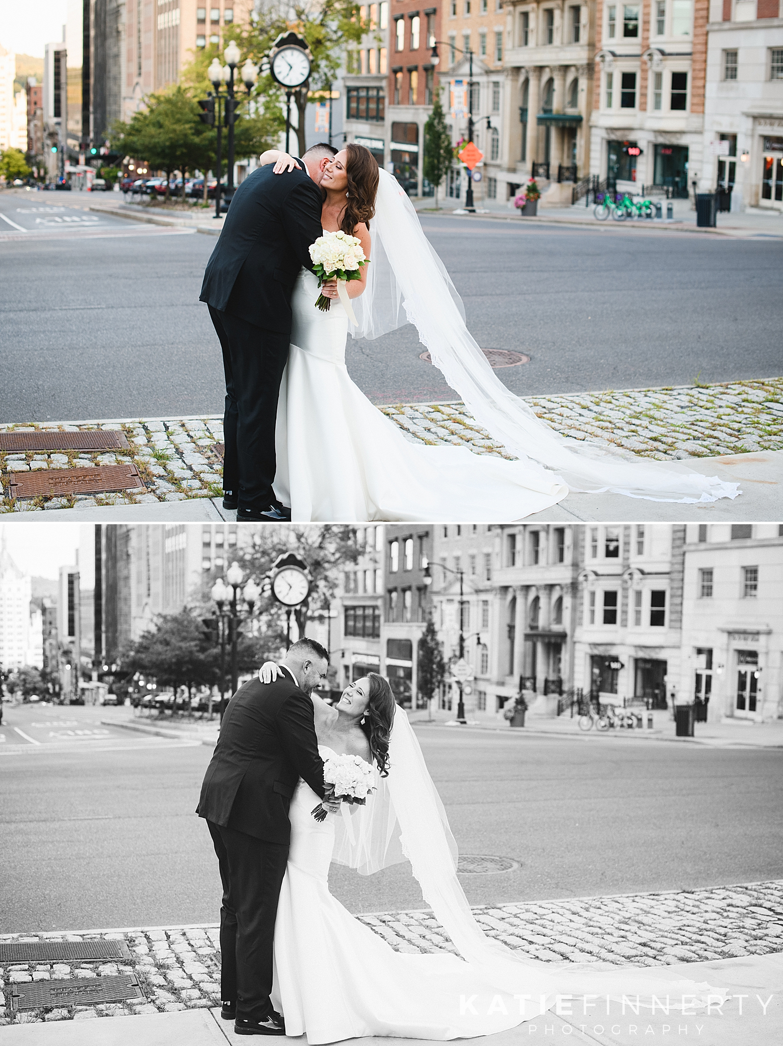 90 State Events Downtown Albany Wedding Photography