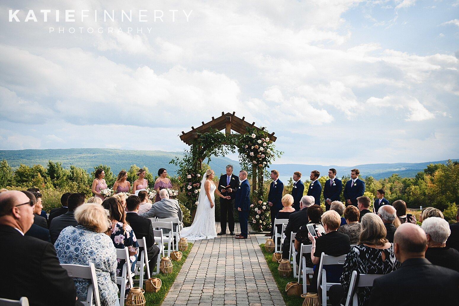 Bristol Harbour Finger Lakes Wedding Photography
