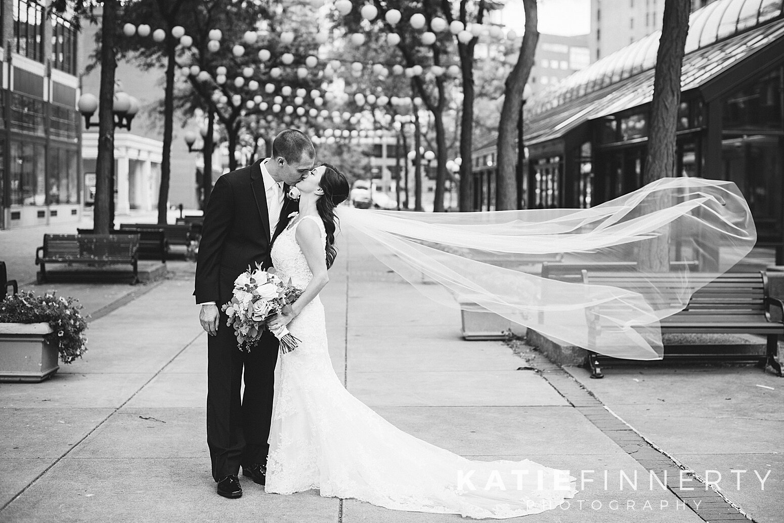 Syracuse Marriott Downtown Wedding Photography