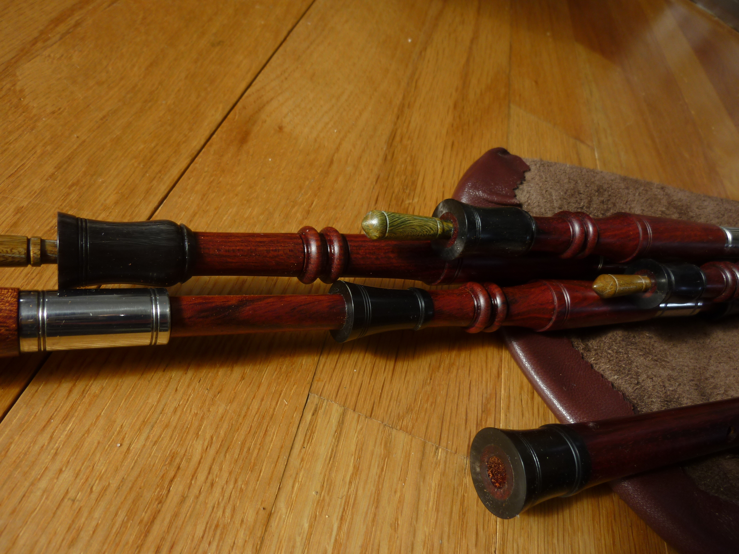 Bloodwood and Horn (M)