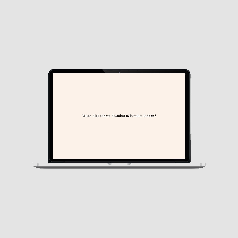 Taru Hanna - tietokoneen taustakuva