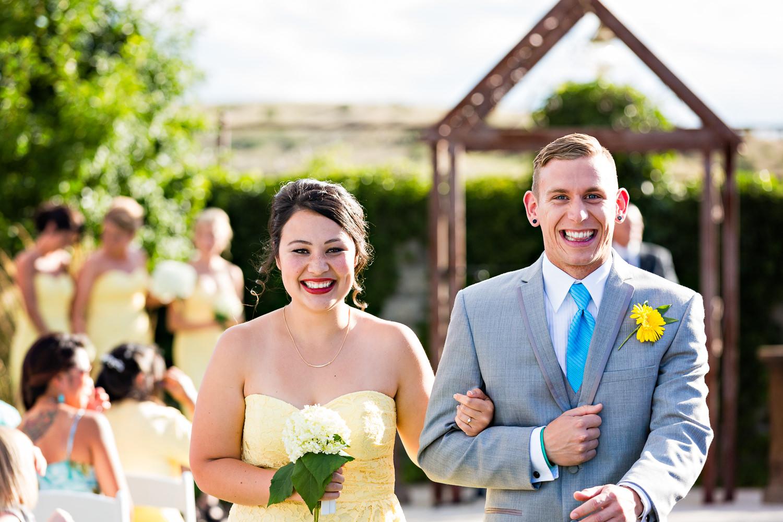 billings-montana-chanceys-wedding-ceremony-best-man-maid-honor-recessional.jpg