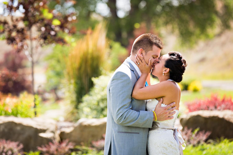 billings-montana-chanceys-wedding-first-look-bride-groom-kiss.jpg