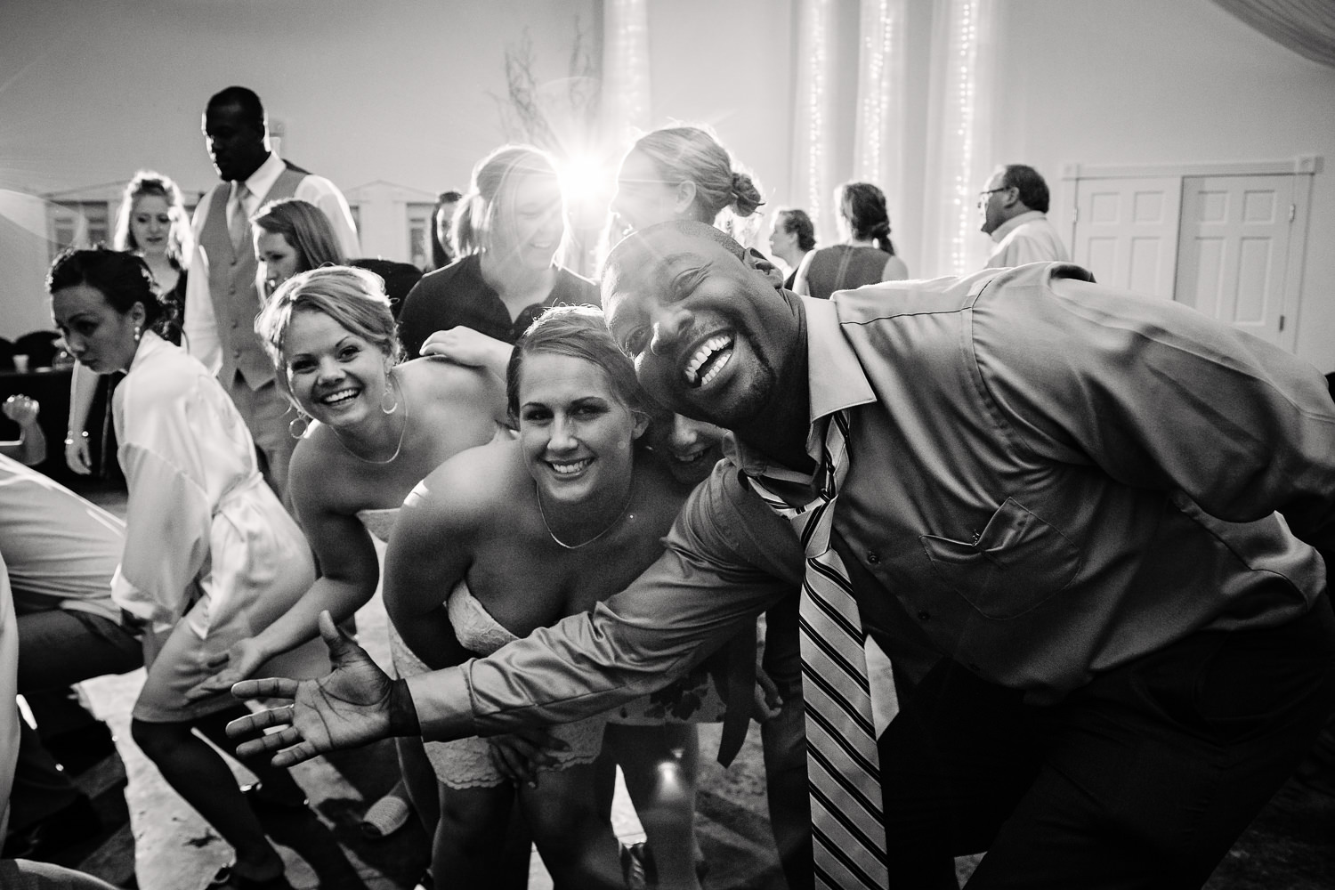 billings-montana-chanceys-wedding-reception-father-daughter-guests-candid.jpg