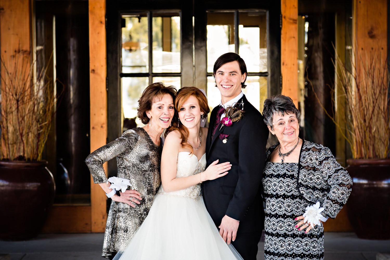 big-sky-montana-winter-wedding-breanna-first-look-bride-groom-grandmas.jpg