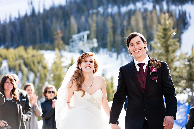 big-sky-montana-winter-wedding-breanna-ceremony-bride-groom-recessional.jpg