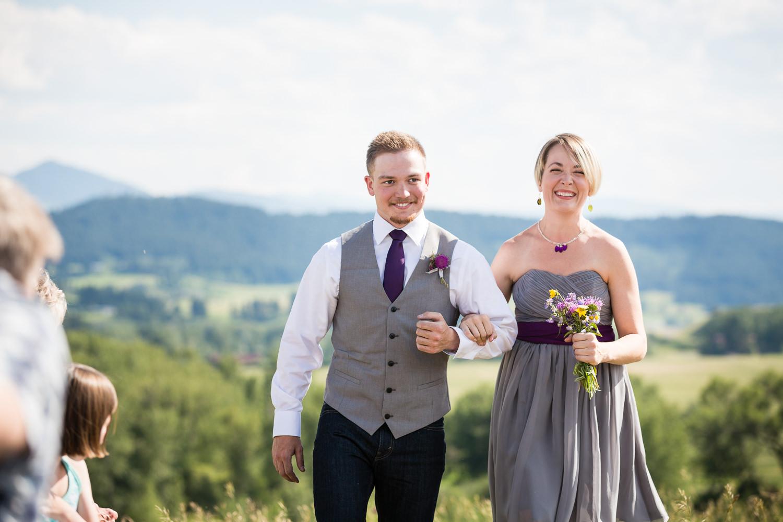 bozeman-montana-wedding-bridesmaid-groomsmen-walk-aisle.jpg