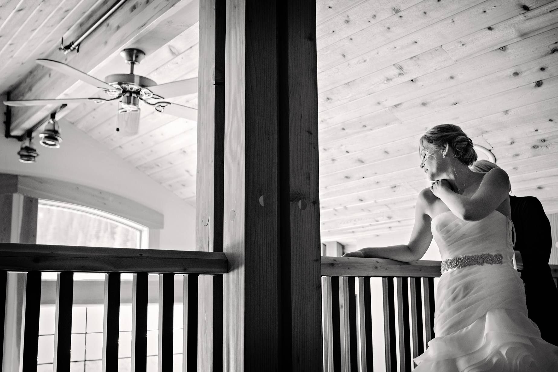 big-sky-resort-wedding-brides-mom-assists-dress.jpg