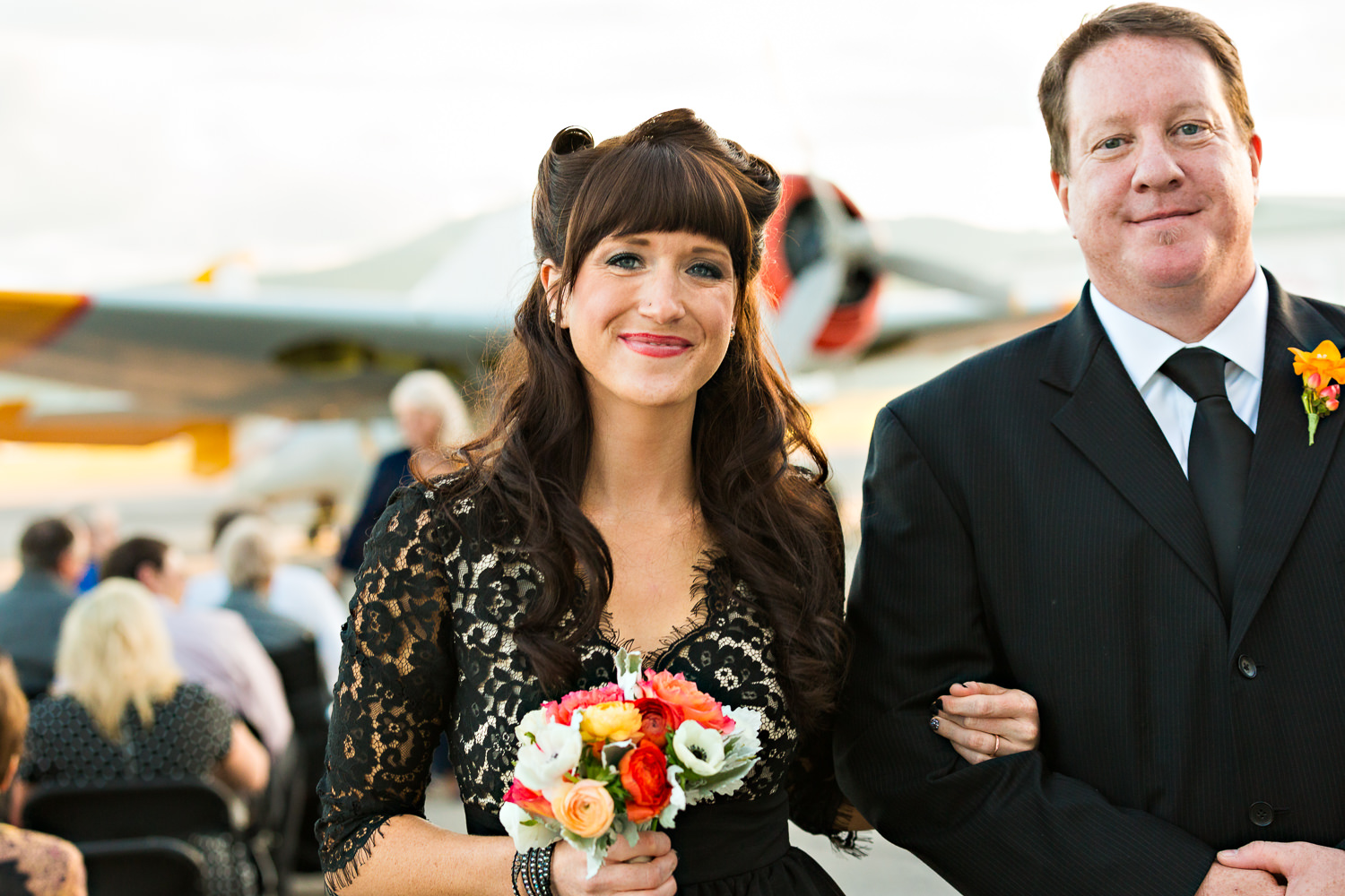 missoula-museum-mountain-flying-wedding-party-during-recessional.jpg