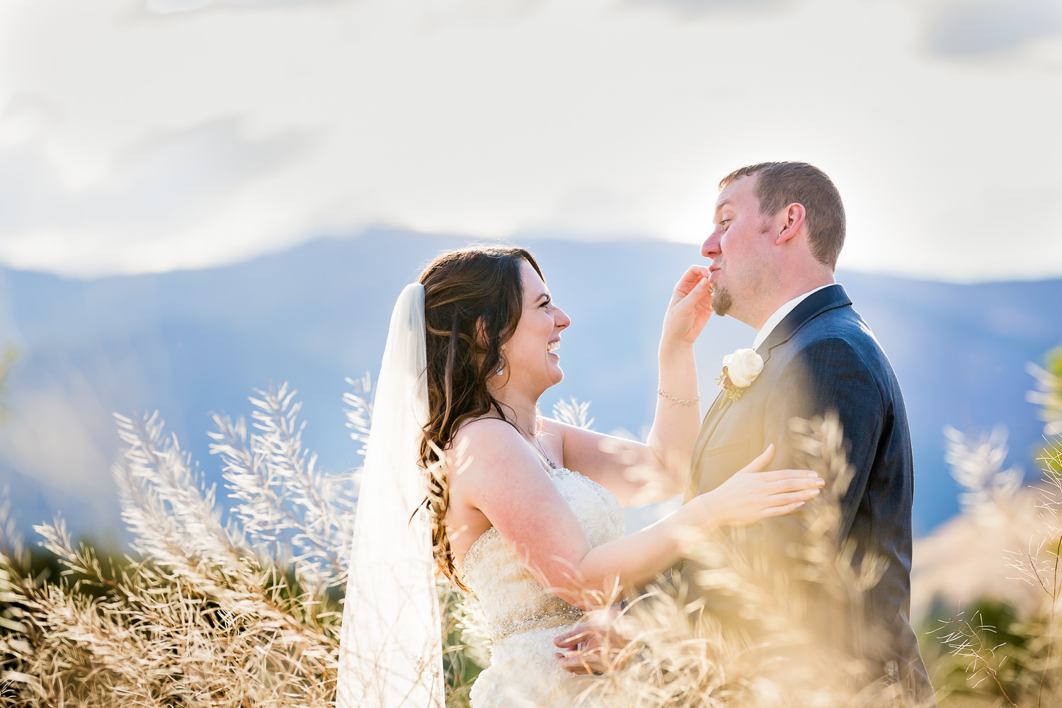 heritage-hall-missoula-montana-bride-gives-groom-moustache.jpg